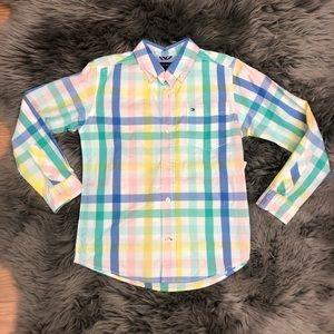 Tommy Hilfiger Plaid Shirt (PM1300)